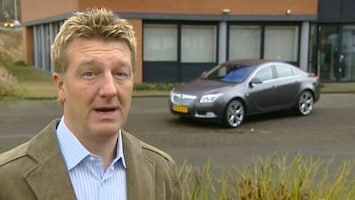 RTL Autowereld Opel Insignia