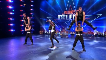 Holland's Got Talent Afl. 4