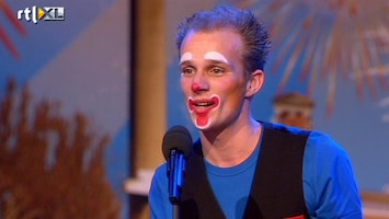 Holland's Got Talent Erik (clown)