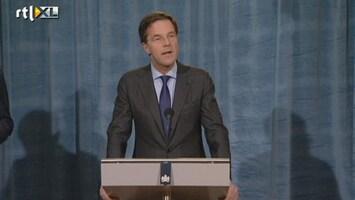RTL Nieuws Rutte: Het wordt een sober groot feest, dat kan