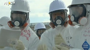 RTL Nieuws Japan pakt problemen Fukushima zelf aan