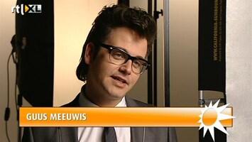 RTL Boulevard Meeuwis in een Elvis-pakkie