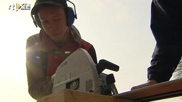 RTL Nieuws Jongerentekort in de bouw
