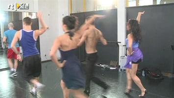 The Ultimate Dance Battle Laurent en team over eerste liveshow