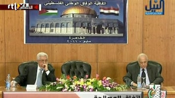 RTL Z Nieuws Fatah en Hamas komen tot een akkoord: het verhaal