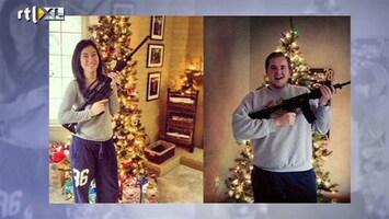 RTL Nieuws Automatisch wapen populair kerstcadeau in VS