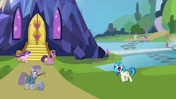 My Little Pony Friendship university