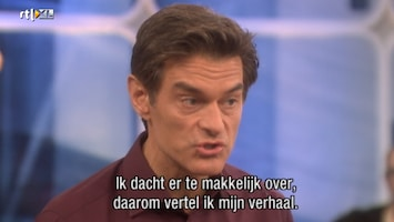 The Dr. Oz Show Dr. Oz's colonoscopy