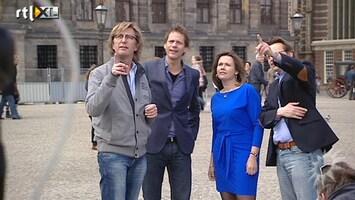 RTL Boulevard NOS' voorbereidingen op Troonswisseling