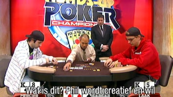 Rtl Poker: European Poker Tour - Uitzending van 27-12-2010