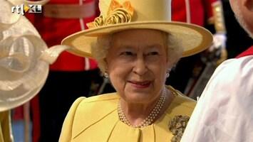 RTL Boulevard Diamanten jublieum queen Elizabeth