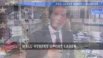 Rtl Z Opening Wall Street - Afl. 163
