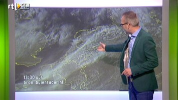 RTL Weer Buienradar Update 1 juli 2013 16:00