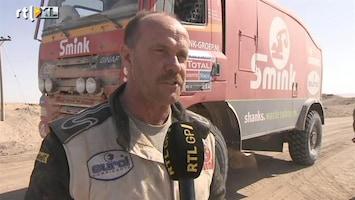 RTL GP: Dakar 2011 Dakar 2011 - Nederlanders Trucks