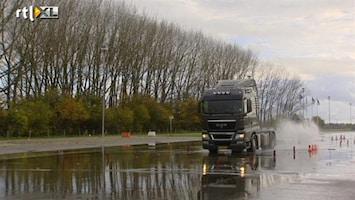 RTL Transportwereld MAN ProfiDrive chauffeursdag