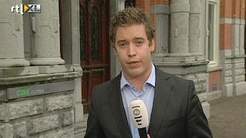 RTL Nieuws Nieuwe lijsttrekker CDA 'overdonderd'