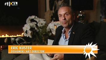 RTL Boulevard Eric Kuster over interieurs van celebs