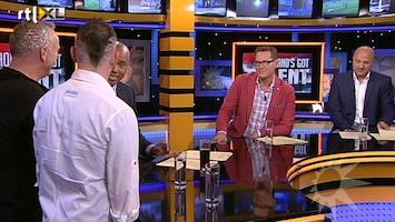 RTL Boulevard Holland's Got Talent Finale: Dan en Gordon in studio