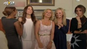 RTL Boulevard Spice Girls herenigd