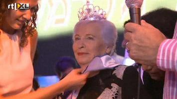 RTL Nieuws Shoah-overlevenden strijden om Miss Holocaust-titel
