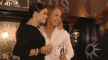 RTL Boulevard Roxeanne en Dre Hazes presenteren nieuw album