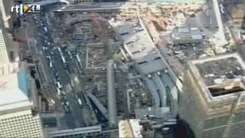 RTL Nieuws Puin 9/11 gezeefd in zoektocht slachtoffers