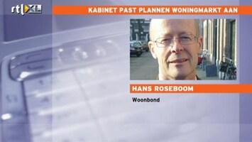 RTL Nieuws Woonbond: We zijn niet tevreden
