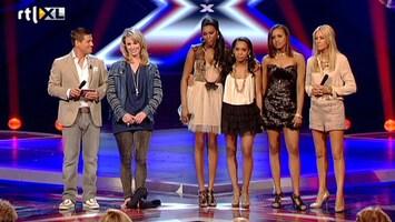 X Factor De uitslag!