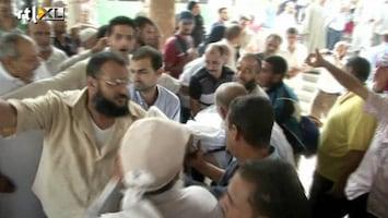 RTL Nieuws Moslimbroeders woedend de straat op
