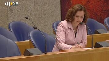 RTL Nieuws Schippers vecht tegen motie van wantrouwen