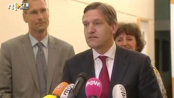 RTL Nieuws Persconferentie Haersma Buma