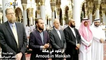 RTL Nieuws Opmerkelijk: Ex-PVV'er bekeert zich tot islam