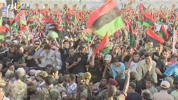 RTL Nieuws Libië viert bevrijdingsfeest