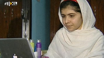 RTL Nieuws 14-jarige activiste Pakistan buiten levensgevaar