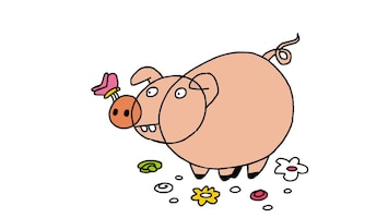 Doodle - Pig