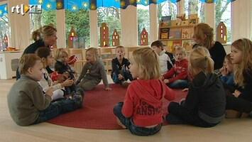 RTL Nieuws Dure kinderopvang dreigt leeg te lopen