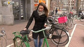 Editie NL Even shoppen? Fiets gejat.