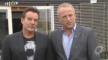 RTL Boulevard Geer en Goor verlaten huis