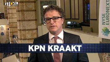 RTL Z Voorbeurs Jos Versteeg: dit is niet einde van Eelco Blok