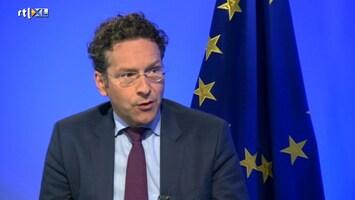 Special: - Gesprek Met De Minister Van Financiã«n