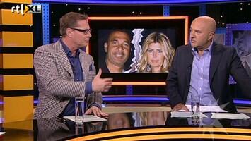 RTL Boulevard Ruud Gullit luistert Estelle af: strafbaar?