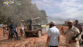 RTL Nieuws Zwaar offensief Sirte door opstandelingen