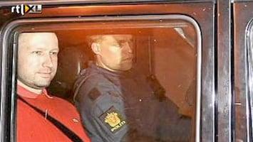 RTL Nieuws 'Breivik is ontoerekeningsvatbaar'