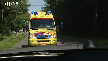 RTL Nieuws Led-lampjes waarschuwen voor ambulance