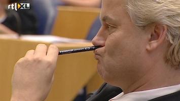 RTL Nieuws Kamer nu al in teken verkiezingen