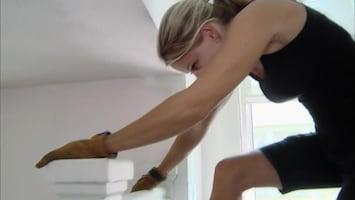 Verslaafd Aan Verbouwen Hardwood floors to the rescue