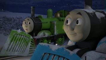 Thomas De Stoomlocomotief - De Laatste Trein Voor Kerstmis