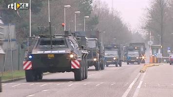 RTL Nieuws Nederlandse Patriot-raketten onderweg naar Turkije
