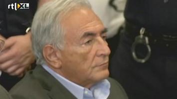 RTL Nieuws Kamermeisje eist geld van DSK