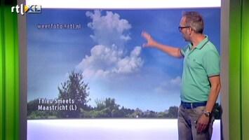 RTL Weer Buienradar Update 23 juli 2013 15:30 uur